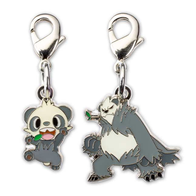 Image for Pancham and Pangoro Pokémon Minis (Evo 2 Pack) from Pokemon Center