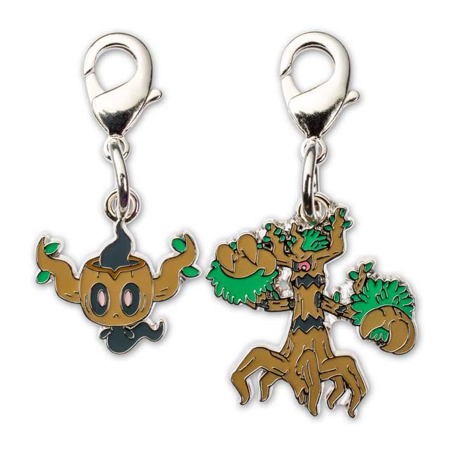 Image for Phantump and Trevenant Pokémon Minis (Evo 2 Pack) from Pokemon Center