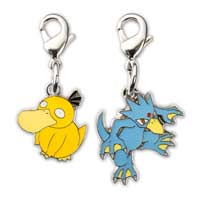 Image for Psyduck and Golduck Pokémon Minis (Evo 2 Pack) from Pokemon Center