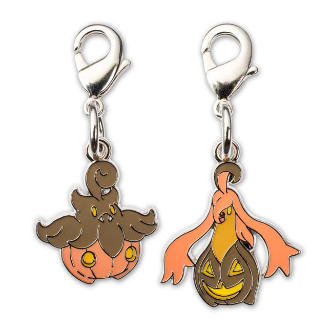 Image for Pumpkaboo and Gourgeist Pokémon Minis (Evo 2 Pack) from Pokemon Center