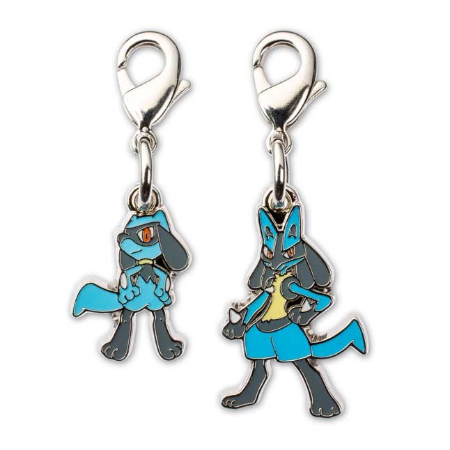 Image for Riolu and Lucario Pokémon Minis (Evo 2 Pack) from Pokemon Center