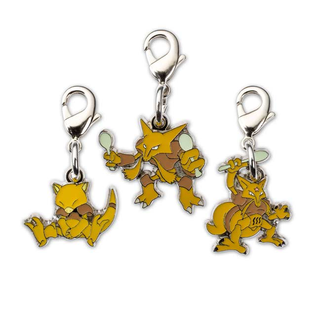 Image for Abra Kadabra Alakazam Pokémon Minis (Evo 3 Pack) from Pokemon Center