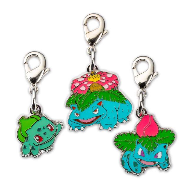Image for Bulbasaur Ivysaur Venusaur Pokémon Minis (Evo 3 Pack) from Pokemon Center