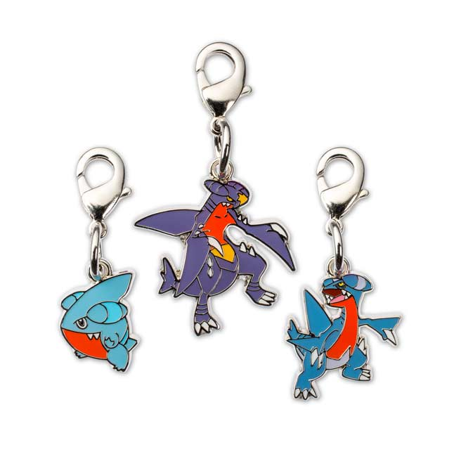 Image for Gible Gabite Garchomp Pokémon Minis (Evo 3 Pack) from Pokemon Center