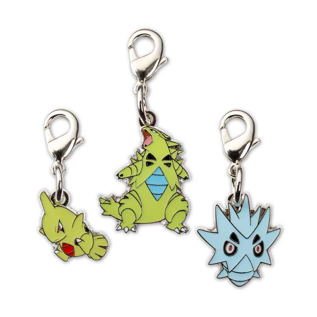 Image for Larvitar Pupitar Tyranitar Pokémon Minis (Evo 3 Pack) from Pokemon Center