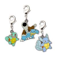 Image for Squirtle Wartortle Blastoise Pokémon Minis (Evo 3 Pack) from Pokemon Center