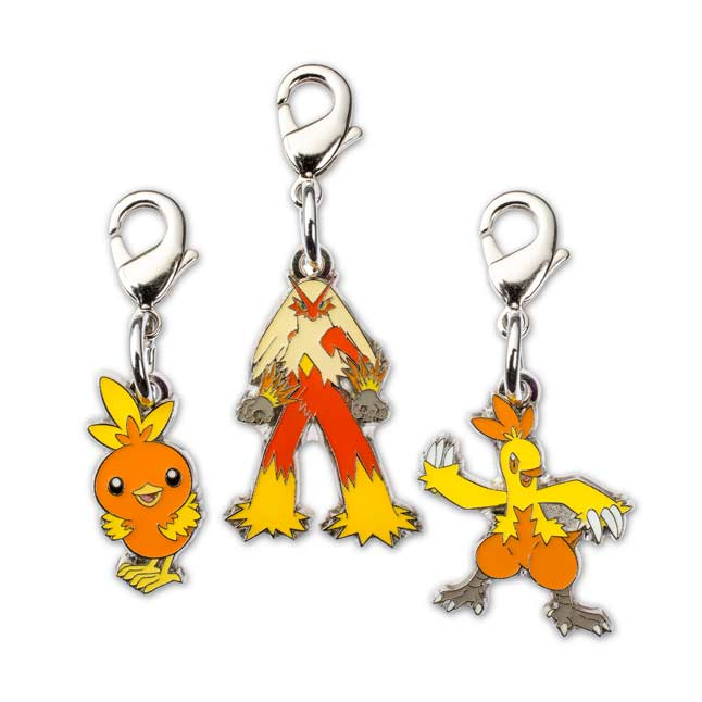 Image for Torchic Combusken Blaziken Pokémon Minis (Evo 3 Pack) from Pokemon Center