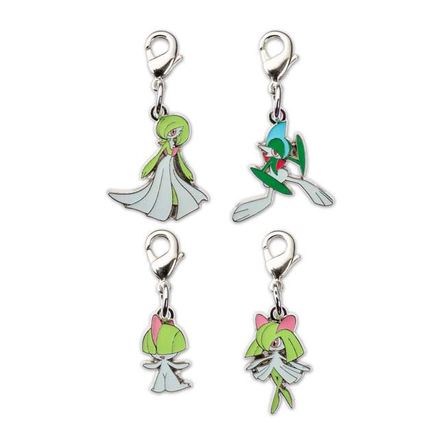Image for Ralts Kirlia Gardevoir Gallade Pokémon Minis (Evo 4 Pack) from Pokemon Center