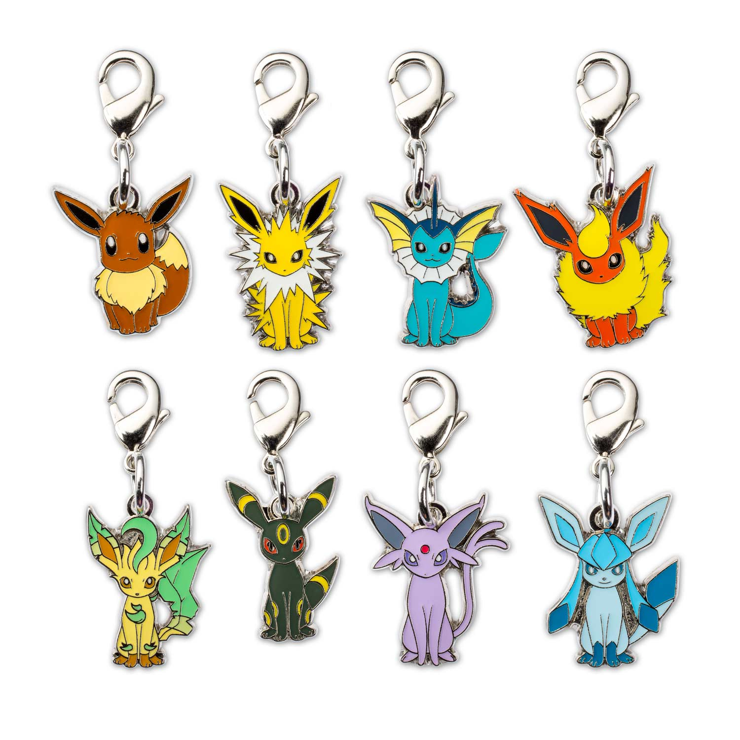 Image For Eevee And 7 Evolution Pokemon Minis Evo 8 Pack From Center
