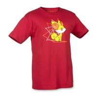 Image for Fennekin Short Sleeve Relaxed Fit Crewneck T-Shirt from Pokemon Center