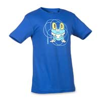 Image for Froakie Short Sleeve Relaxed Fit Crewneck T-Shirt from Pokemon Center