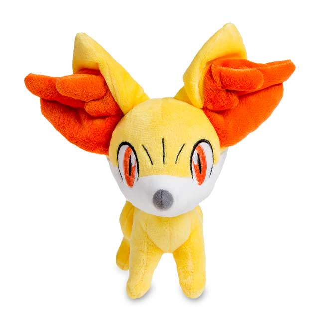 "Image for Fennekin Poké Plush (Standard Size) - 8"" from Pokemon Center"