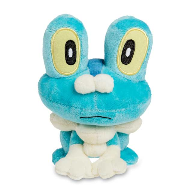 "Image for Froakie Poké Plush (Standard Size) - 6 1/2"" from Pokemon Center"