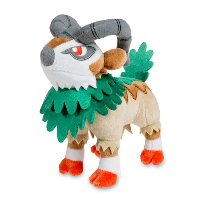 "Image for Gogoat Poké Plush (Standard Size) - 6 3/4"" from Pokemon Center"