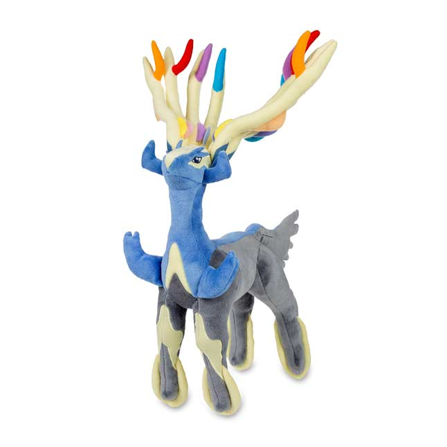 "Image for Xerneas Poké Plush (Large Size) - 18 1/2"" from Pokemon Center"