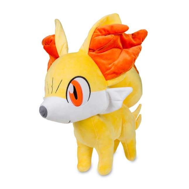 Image for Fennekin Poké Plush (Trainer Size) - 21 In. from Pokemon Center