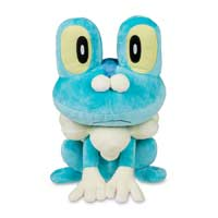 Image for Froakie Poké Plush (Trainer Size) - 13 1/2 In. from Pokemon Center