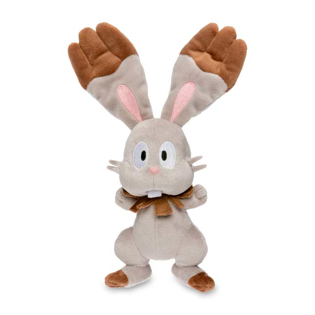 "Image for Bunnelby Poké Plush (Standard Size) - 10 1/4"" from Pokemon Center"