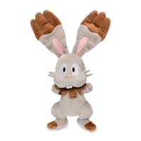 Image for Bunnelby Poké Plush (Standard Size) - 10 1/4 In. from Pokemon Center