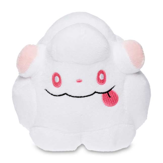 "Image for Swirlix Poké Plush (Standard Size) - 4 3/4"" from Pokemon Center"