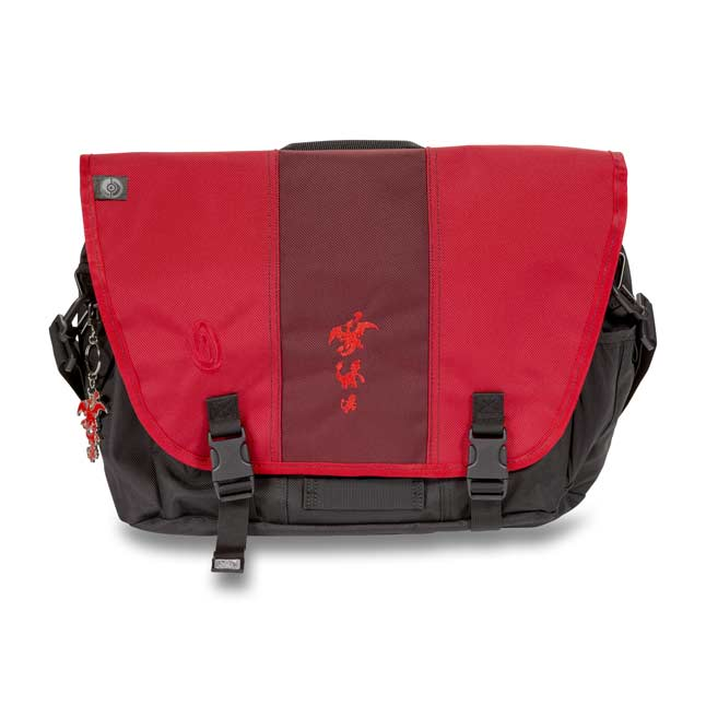 Image for Charizard Fire Messenger Bag from Pokemon Center