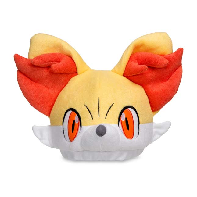 Image for Fennekin Poké Plush Hat from Pokemon Center