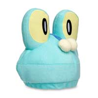 Image for Froakie Poké Plush Hat from Pokemon Center