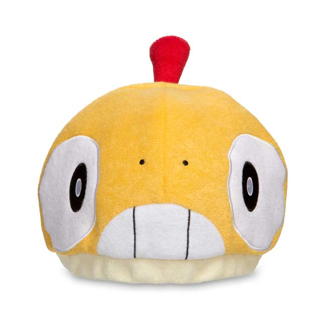 Image for Scraggy Poké Plush Hat from Pokemon Center