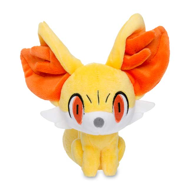 "Image for Fennekin Poké Doll Plush (Standard Size) - 6 1/2"" from Pokemon Center"