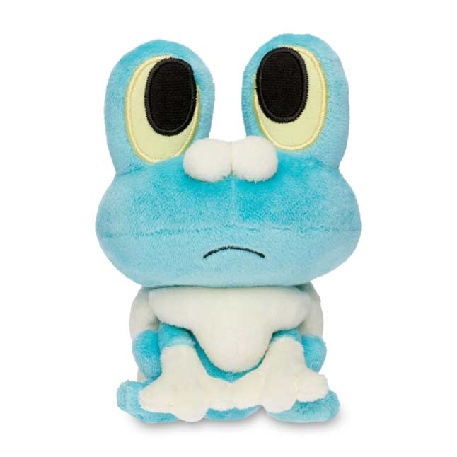 Image for Froakie Poké Doll Plush (Standard Size) - 5 1/2 In. from Pokemon Center