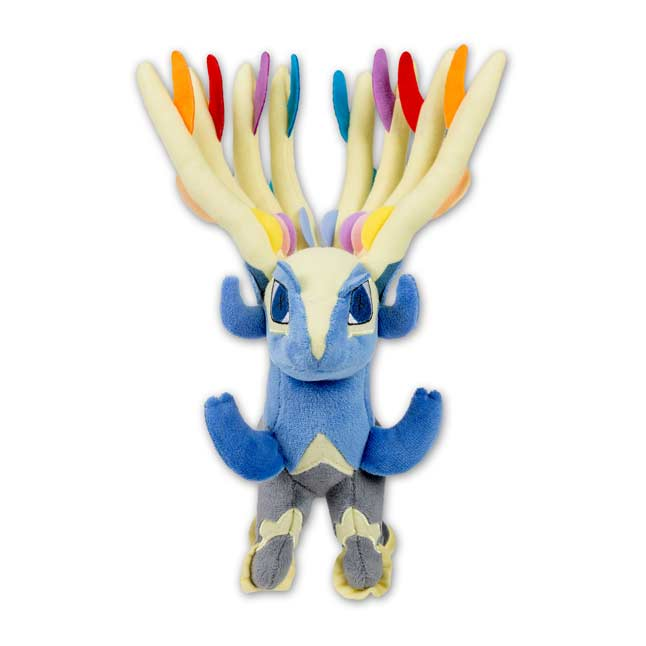 "Image for Xerneas Poké Doll Plush (Large Size) - 12 1/2"" from Pokemon Center"