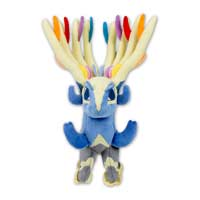 Image for Xerneas Poké Doll Plush (Large Size) - 12 1/2 In. from Pokemon Center