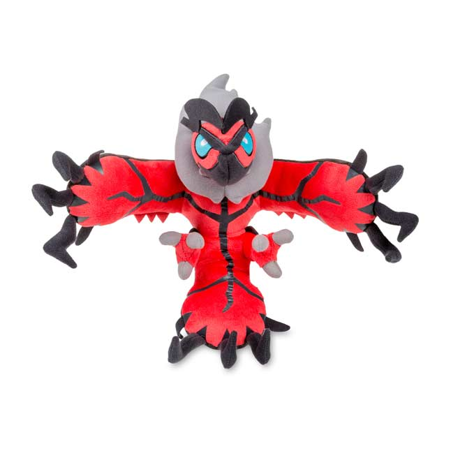 "Image for Yveltal Poké Doll Plush (Large Size) - 9 1/2"" from Pokemon Center"