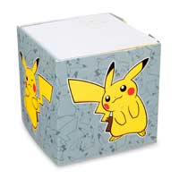 Image for Pikachu Notecube (675 Sheets) from Pokemon Center