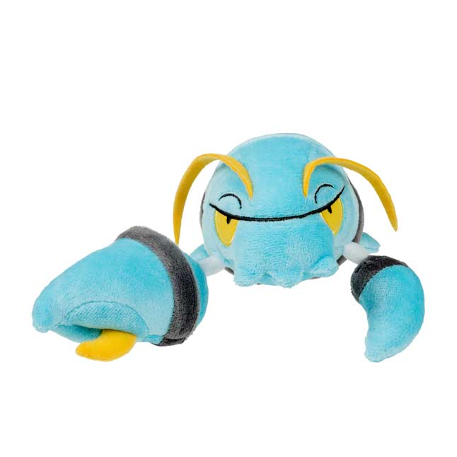 "Image for Clauncher Poké Plush (Standard Size) - 4 1/4"" from Pokemon Center"