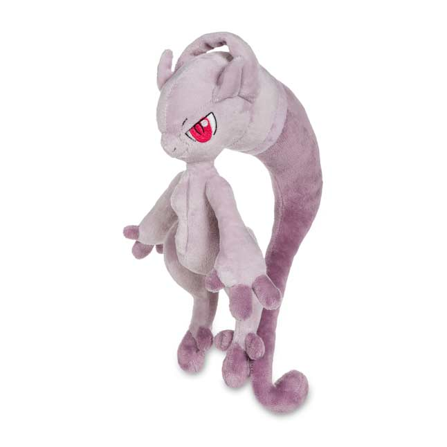 "Image for Mega Mewtwo Y Poké Plush (Large Size) - 10"" from Pokemon Center"
