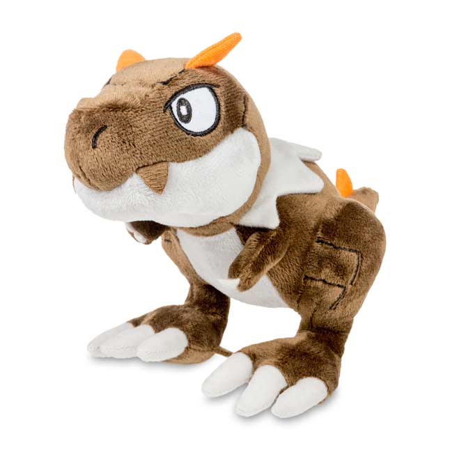 "Image for Tyrunt Poké Plush (Standard Size) - 6 1/2"" from Pokemon Center"