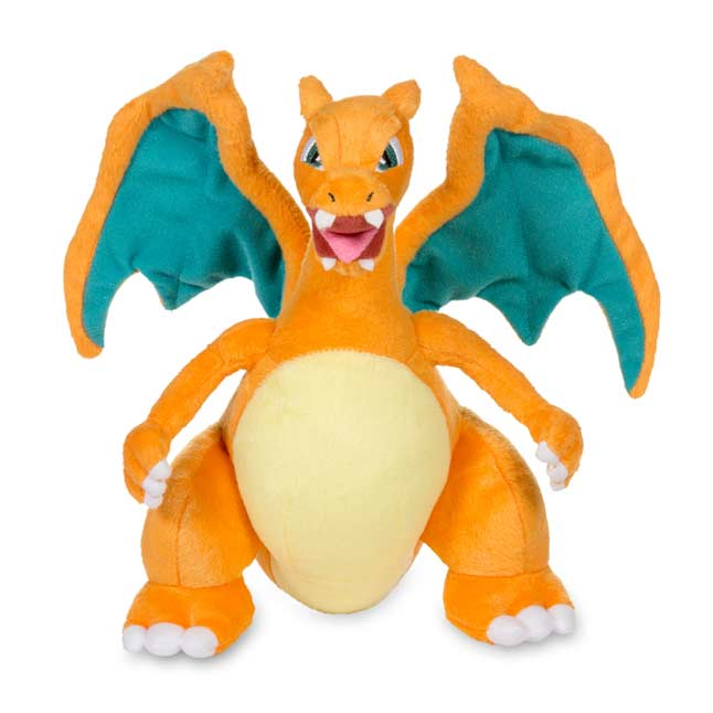 "Image for Charizard Poké Plush (Large Size) - 8"" from Pokemon Center"