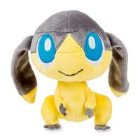 Image for Helioptile Poké Doll Plush (Standard Size) - 5 In. from Pokemon Center