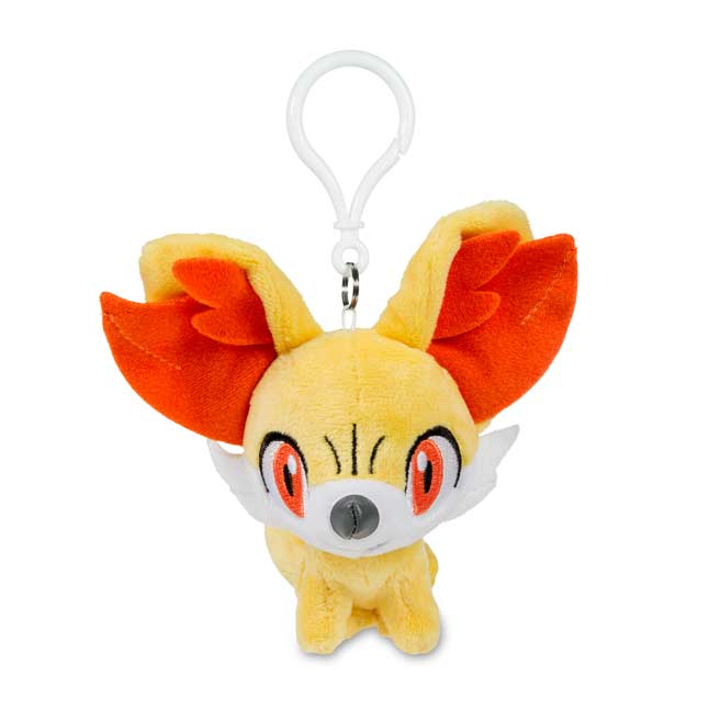 Image for Fennekin Pokémon Petit Plush Keychain from Pokemon Center