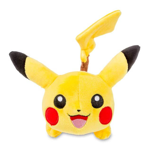 "Image for Running Pikachu Poké Plush (Standard Size) - 5"" from Pokemon Center"