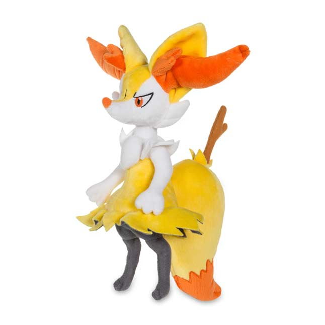 "Image for Braixen Poké Plush (Large Size) - 10 1/4"" from Pokemon Center"