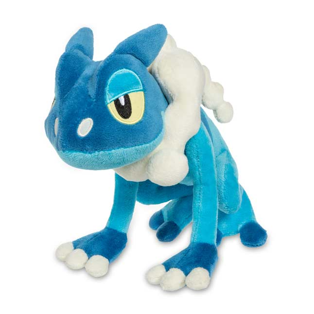 "Image for Frogadier Poké Plush (Large Size) - 7 1/5"" from Pokemon Center"