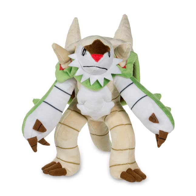 "Image for Chesnaught Poké Plush (Large Size) - 10 1/4"" from Pokemon Center"