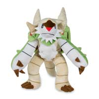 Chesnaught Poké Plush (Large Size) - 10 1/4 In.