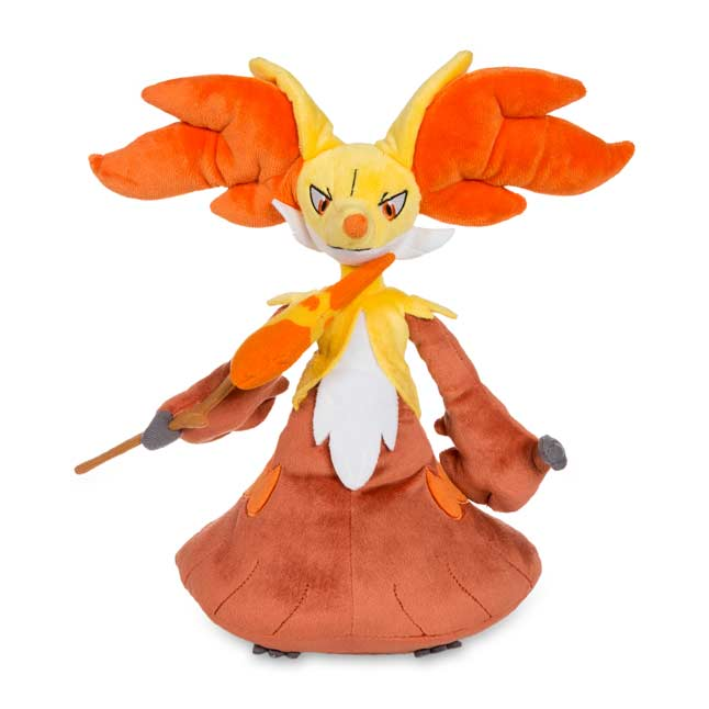 "Image for Delphox Poké Plush (Large Size) - 12 3/4"" from Pokemon Center"