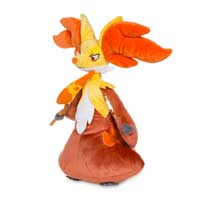 Image for Delphox Poké Plush (Large Size) - 12 3/4 In. from Pokemon Center
