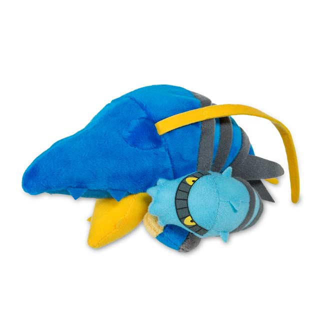 "Image for Clawitzer Poké Plush (Standard Size) - 4"" from Pokemon Center"