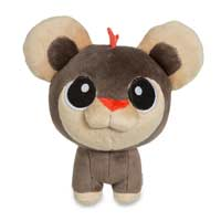 Litleo Poké Doll Plush - 4 ¾ In. 1