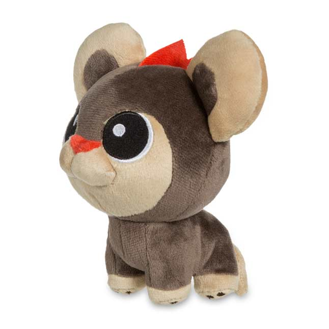 Litleo Poké Doll Plush - 4 ¾ In. 2